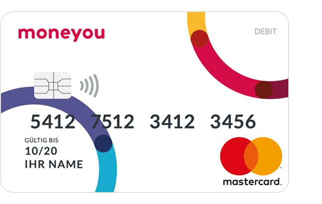 Debitkarte Debit Mastercard