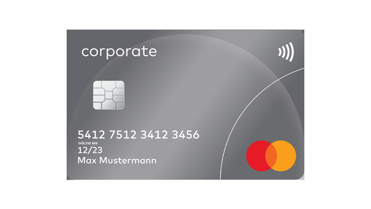 Mastercard Corporate T&E Für Unternehmen mit mehr als 6