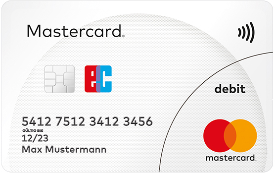 mastercard debitkarte